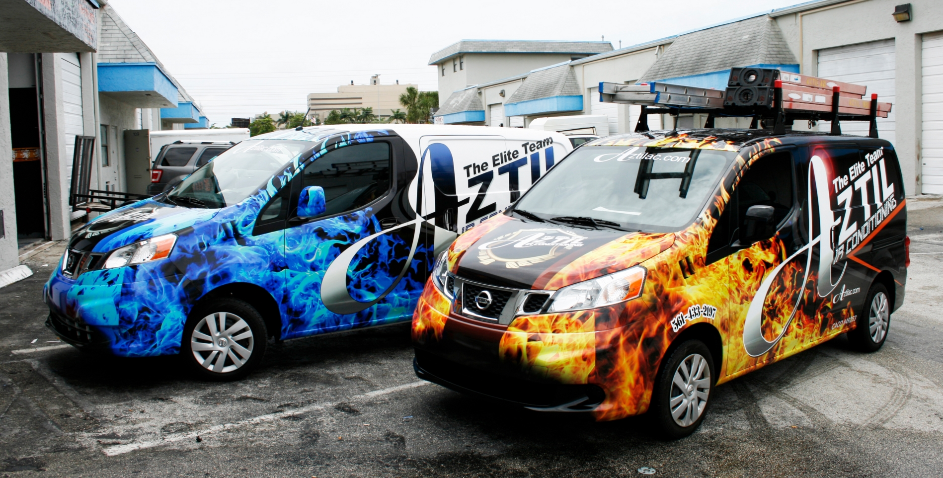 Creative Theory vancouver car wrap